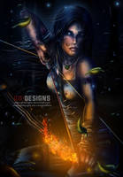 Tomb Raider Reborn Contest Entry by GODesigns87