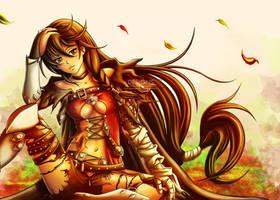 Tales of Berseria - Velvet by GODesigns87