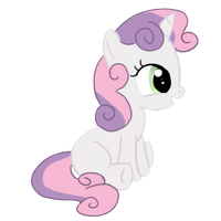 Sweetie Belle by cassie-chan55