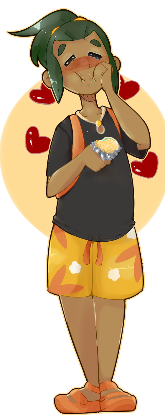 Hau Is The Best by cassie-chan55