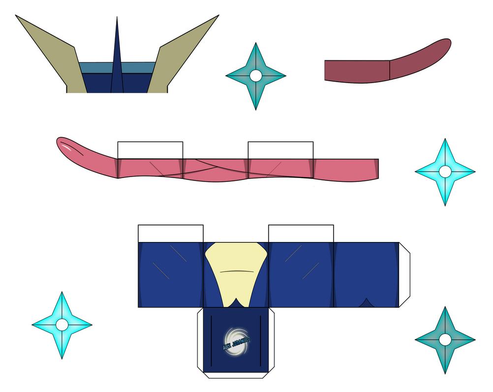 Origami Pokemon Instructions Charizard