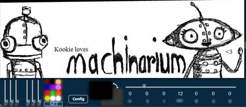 Machinarium by iKookiBabyx3
