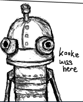 Josef from Machinarium by iKookiBabyx3