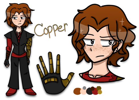 Copper Reference
