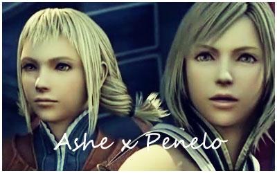 Ashe x Penelo ID