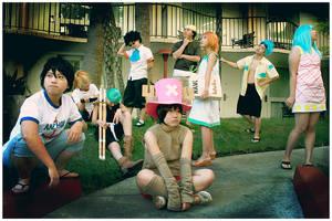 ALA: One Piece Kids by SoySauceCosplay
