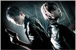 In the Rain:Yamamoto and Tsuna