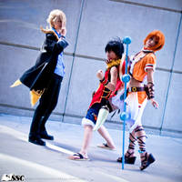 One Piece Unlimited Cruise by SoySauceCosplay