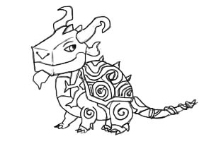 Dragon Mania Legends Coloring Pages Coloring Pages