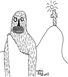 Uga buga by 666comicman1996