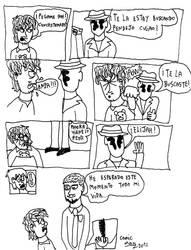 Un comic sobre mi vida cotidiana... by 666comicman1996