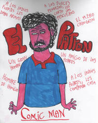 Pablito Escobar by 666comicman1996