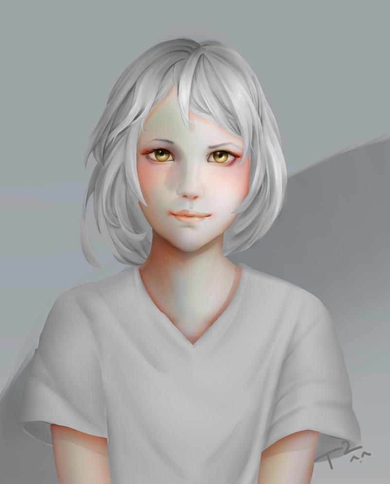 Xiao by doratsu