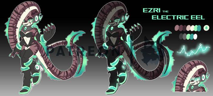 SELLING EZRI [OPEN]