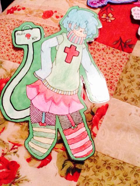 Medic Kit Patchwork Adopt *OPEN* by yuukikuransaama