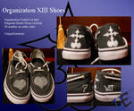 Organization XIII Shoes WIP