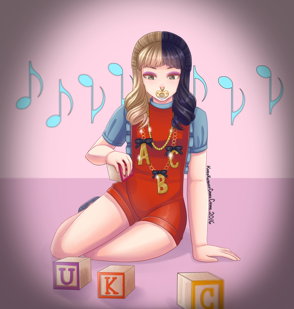 Scottblairart 137 6 Alphabet Boy Melanie Martinez By Kurokurokochingching Melanie  Martinez Drawing
