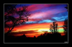 Sunset by kMa7z1