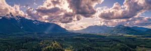 A Cloudy Panorama