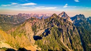 Morningstar Peak and Beyond