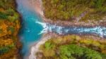 The Sauk river
