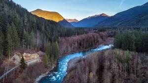 Suiattle River (Fall)