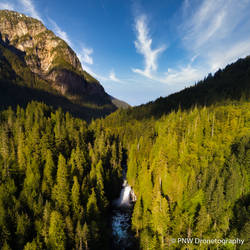 The Cascades of Western Washington