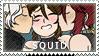 [ FFXV ] Squid stamp by MidnightBliss123