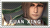 [ DW9 ] Guan Xing stamp by MidnightBliss123