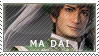 [ DW9 ] Ma Dai stamp by MidnightBliss123