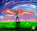 EqG - Sunset Shimmer (Wings)