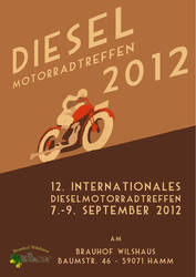 Plakat-zum-12.-internationalen-Dieselmotorradtreff by emscherblues