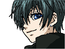 Ciel Pixel Art by NarutoSpriteImagery
