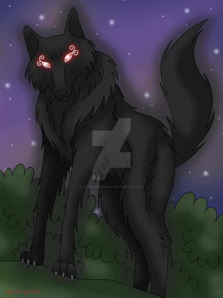 The Spirit Wolf by Jaimeelee123