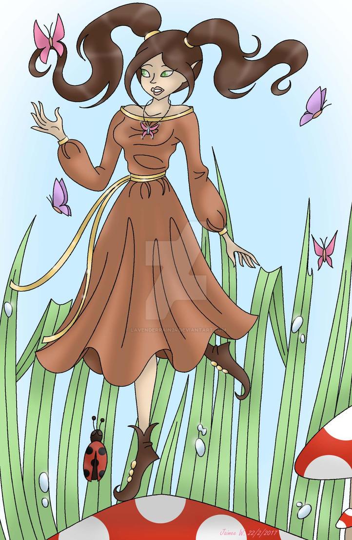 Ina - Princess of Elfora by Jaimeelee123