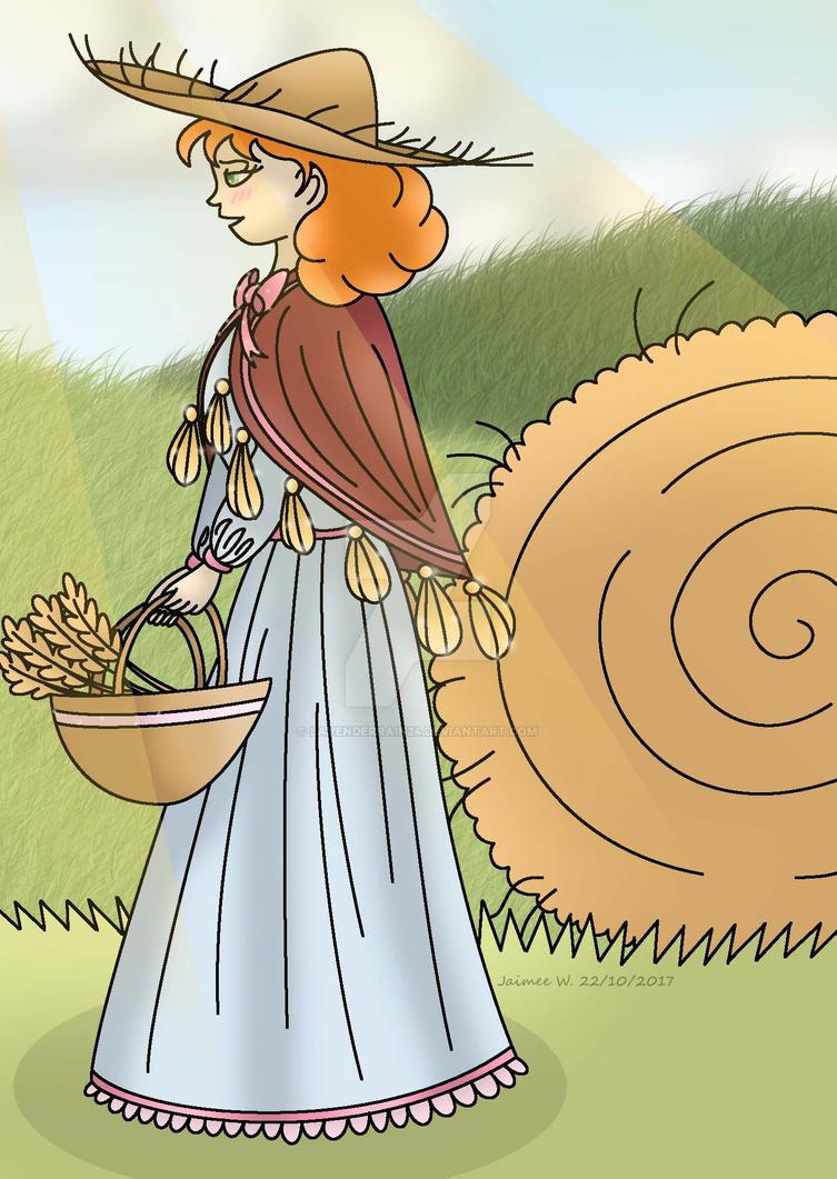 Farmer Girl by Jaimeelee123