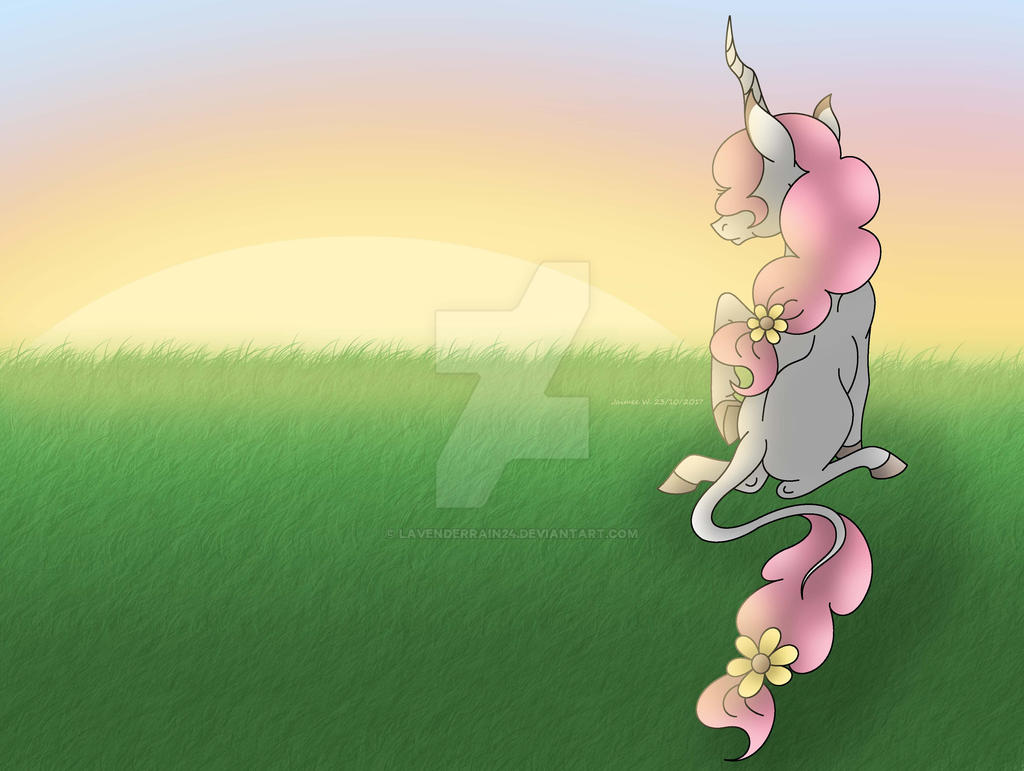 Spring Unicorn by Jaimeelee123