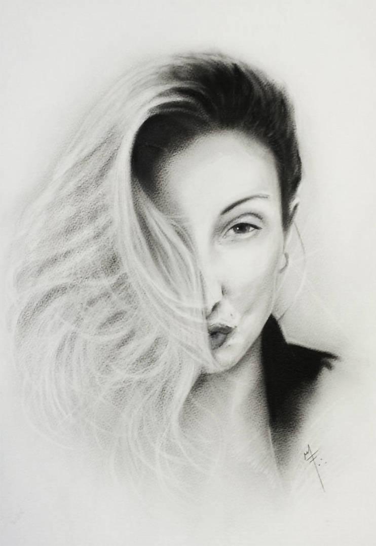 Natalia Drybrush by kaltblut