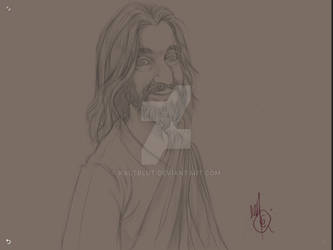 Jesus Sketch