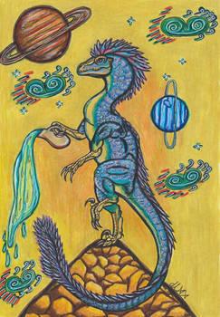 Aquarius Raptor