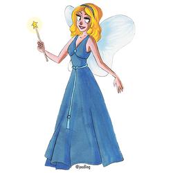 The Blue Fairy