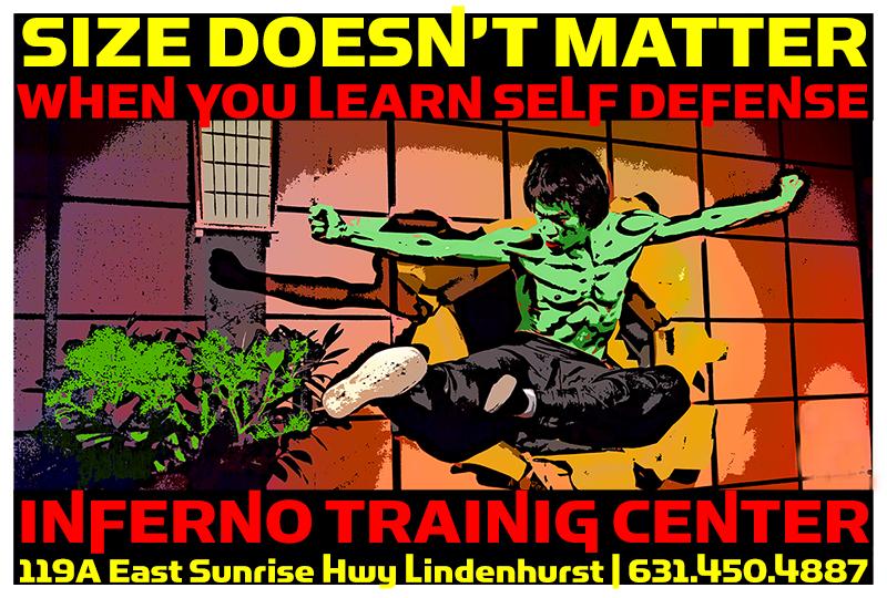 Bruce Lee Inferno Training Center by besound410