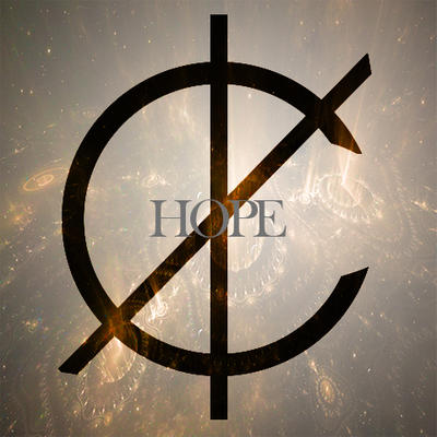 Hope Logostyle / WE CAME AS ROMANS by DurbzFX on DeviantArt