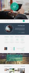 Artia theme - website by Micro-Shadi