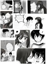 Manga ( Gabrielle and Ryan) by Runo2
