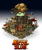 Metal Slug by Skull-Guy