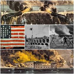 1861: A bloodless start