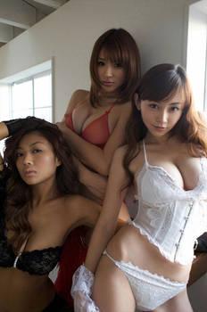 Anri Sugihara - sexy girls 2