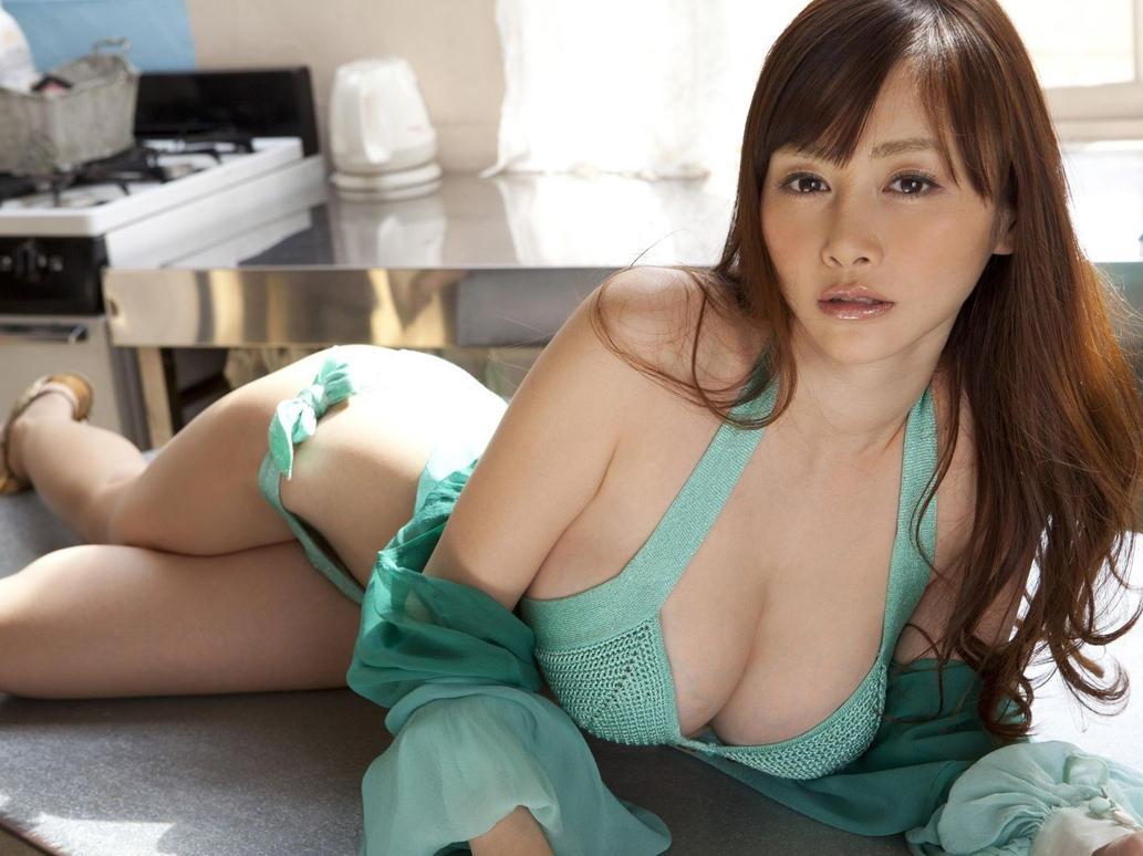 Anri Sugihara - gorgeous green undies by Anri-Sugihara on DeviantArt
