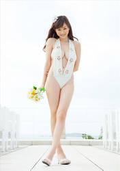 Anri Sugihara - with flowers by Anri-Sugihara